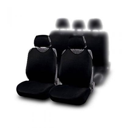 Чехлы на передние сиденье Line, разные цвета