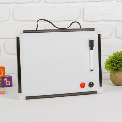 Доска с магнитами и маркером «Classic», 30 x 1,5 x 23 см