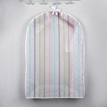 Чехол для одежды «Конфетти», 60 x 30 x 90 см