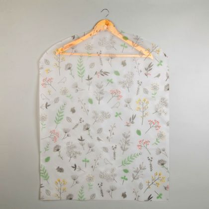 Чехол для одежды «Поляна», 80 x 60 см