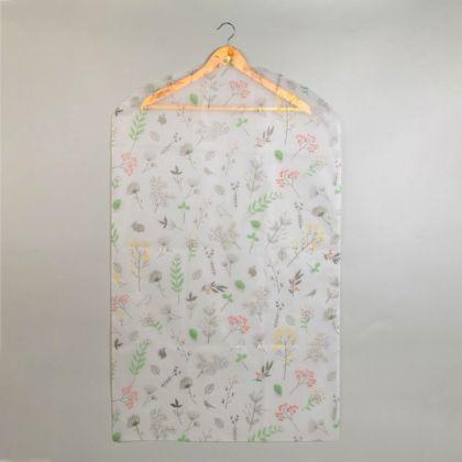 Чехол для одежды «Поляна», 100 x 60 см