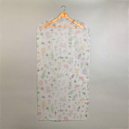 Чехол для одежды «Поляна», 120 x 60 см