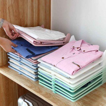 Доска для хранения одежды, белый, 33 x 25,5 x 4,5 см