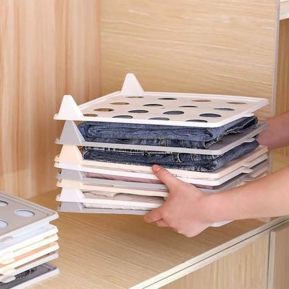 Доска для хранения одежды, белый, 35,5 x 28,5 x 5,5 см