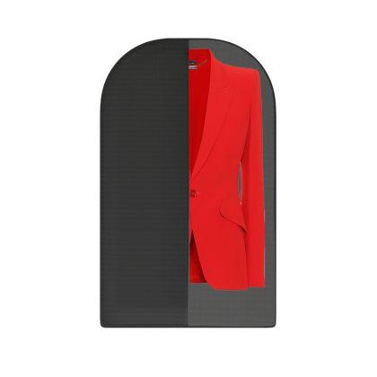 Чехол для одежды «Premium Black», черный, 100 x 60 см