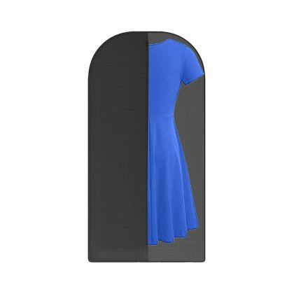 Чехол для одежды «Premium Black», черный, 60 x 120 см