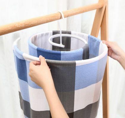 Сушилка вешалка «Спираль», белый, 42 x 42 x 17 см