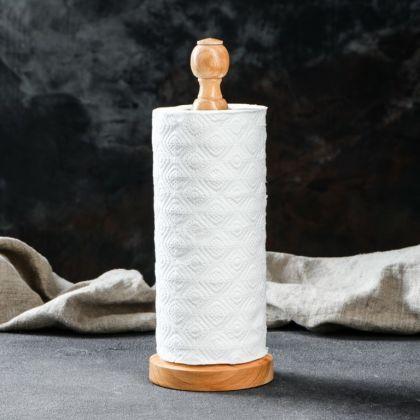 Держатель для бумажных полотенец «Honey», бежевый, 12 x 5,5 x 29 см