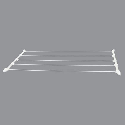 Сушилка для белья потолочная «Prima», веревочная, 5 линий, 67 x 10 x3 см