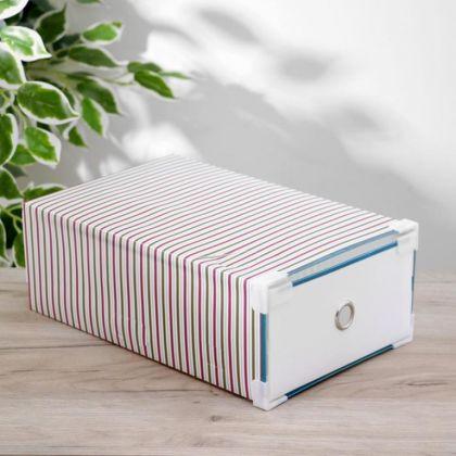 Короб для хранения выдвижной «Caramel», 31 x 20 x 11 см