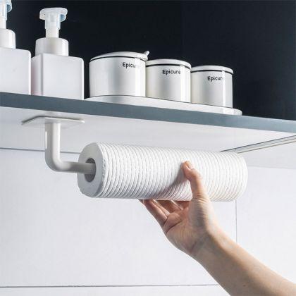 Набор универсальных кухонных крючков, 2 шт, белый, 11,6 x 7 см