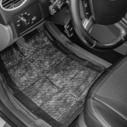 Набор ковриков влаговпитывающих, 2 шт, 40 х 60 см