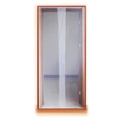 Сетка антимоскитная на дверь, белый, 210 x 120 см
