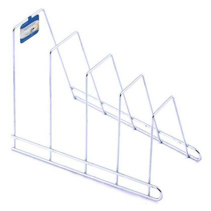 Подставка для крышек и разделочных досок, 26 х 15 х 19 см