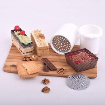 Терка кондитерская для шоколада и сыра, 8 x 9 см