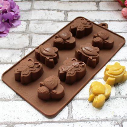 Форма для шоколадных конфет «Friends», силиконовая