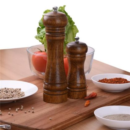 Мельница для специй «Italiano», коричневый, 5 x 5 x 21,5 см