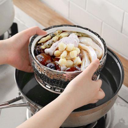 Пароварка «Правильное питание», диаметр 14-23 см