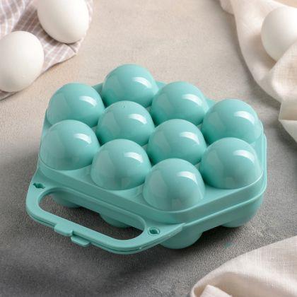 Контейнер для яиц, 37 х 19 х 4 см