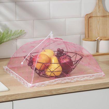 Сетка для продуктов защитная «Купол», 35 x 35 см