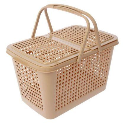 Корзина для пикника «Mini», коричневый, 35 х 20 х 23 см