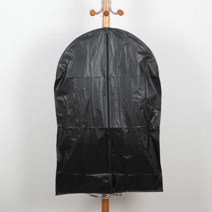 Чехол для одежды, черный, 102 x 61 x 0,5 см