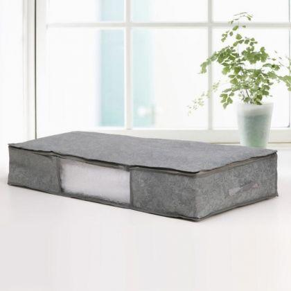 Кофр для хранения вещей «Neja», серый, 80 x 45 x 15 см