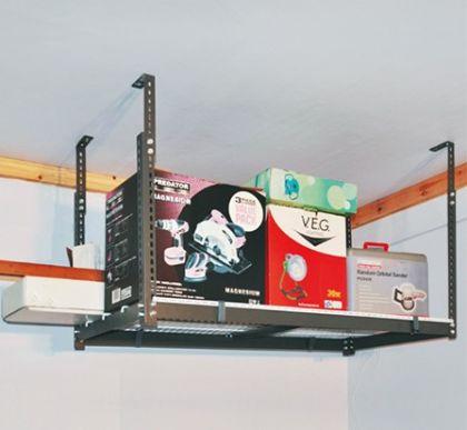 Потолочная антресоль, 120 x 60 см
