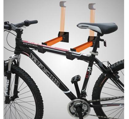 Складной подвес велосипедный для горизонтального хранения