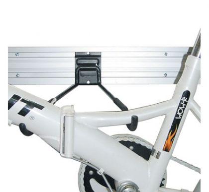 Подвес велосипедный для горизонтального хранения с крюком