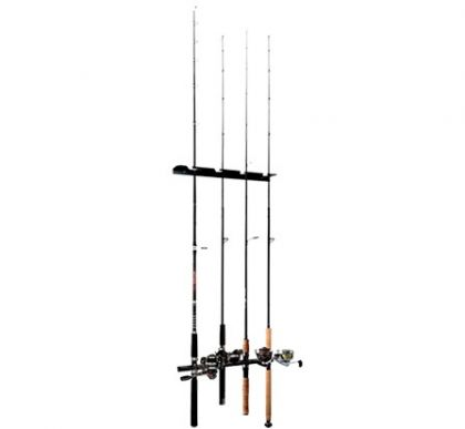 Система хранения оснащенных рыболовных удилищ, 51 x 4,5 x 9,5 см