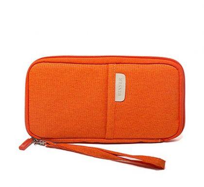 Winner органайзер для карточек и документов, оранжевый