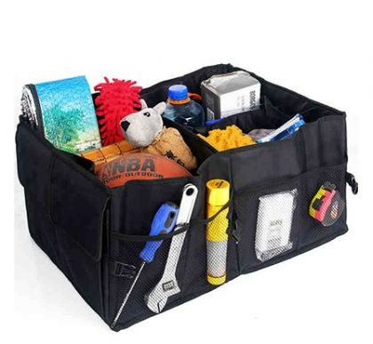 Органайзер в багажник авто для вещей