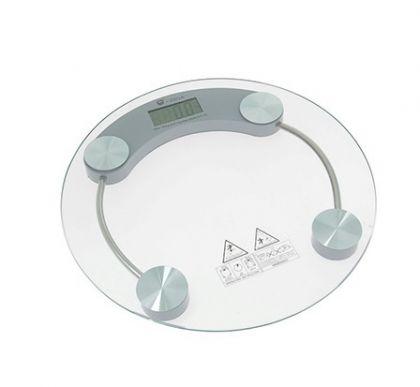 Напольные электронные весы до 150 кг, круглые