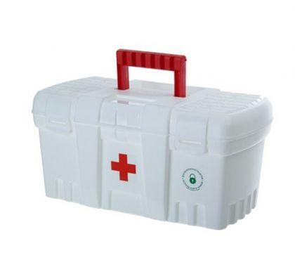 Аптечка для хранения медикаментов, модель 4, 38 х 19,5 х 21 см