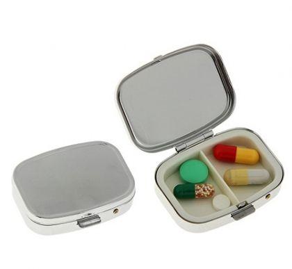 Органайзер для таблеток прямоугольный