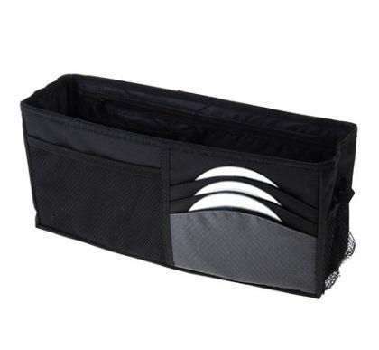 Органайзер в багажник автомобиля, черный, 44 x 12 x 16 см