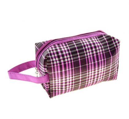 Органайзер для сумки Клетка, фиолетовый