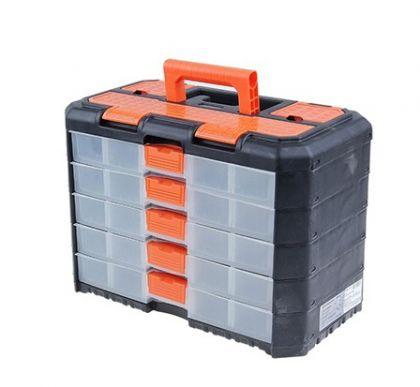 Ящик для инструментов модель 7, 5 секций, 40 х 21,9 х 28,7 см