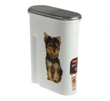 Контейнер для еды Собаки 1,5 кг