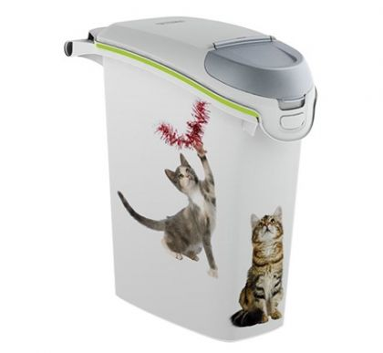 Контейнер для еды Кошки 10 кг