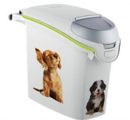 Контейнер для еды Собаки 6 кг