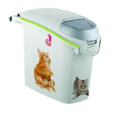 Контейнер для еды Кошки 6 кг