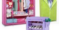 Инструкции по сборке тканевых шкафов.