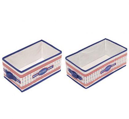 Комплект Малый и Большой ящик с ручками Sweet Home
