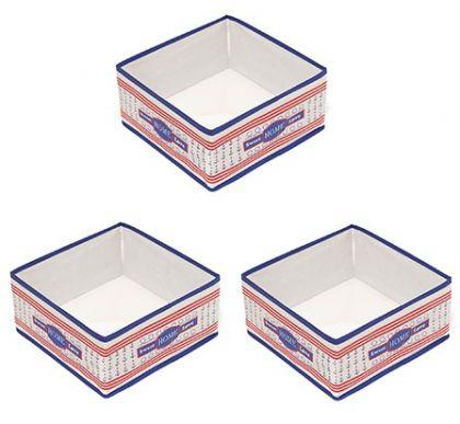 Комплект из 3х Квадратных коробок Sweet Home