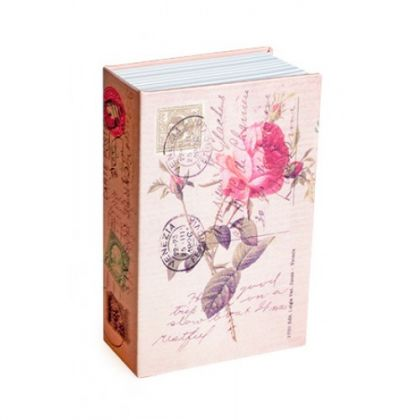Шкатулка-книга Роза, малая