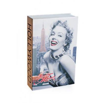 Шкатулка-книга Мэрилин Монро, средняя
