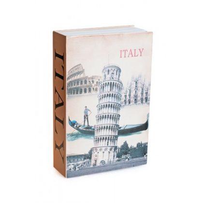 Шкатулка-книга Италия, средняя