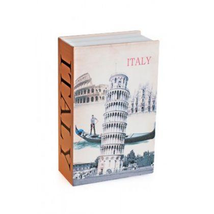 Шкатулка-книга Италия, малая